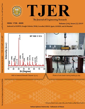 The Journal of Engineering Research [TJER]